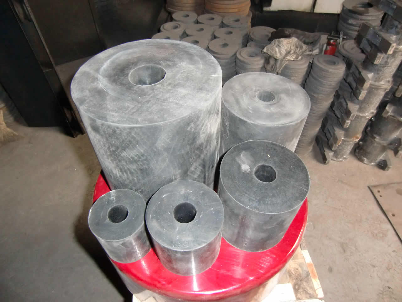 橡胶弹簧、钢制弹簧、复合弹簧分析