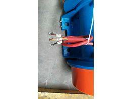 振动电机绕线组短路