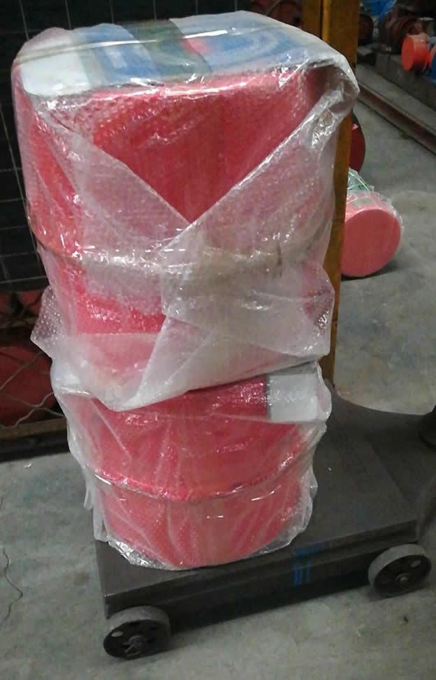 振动电机配件防护罩